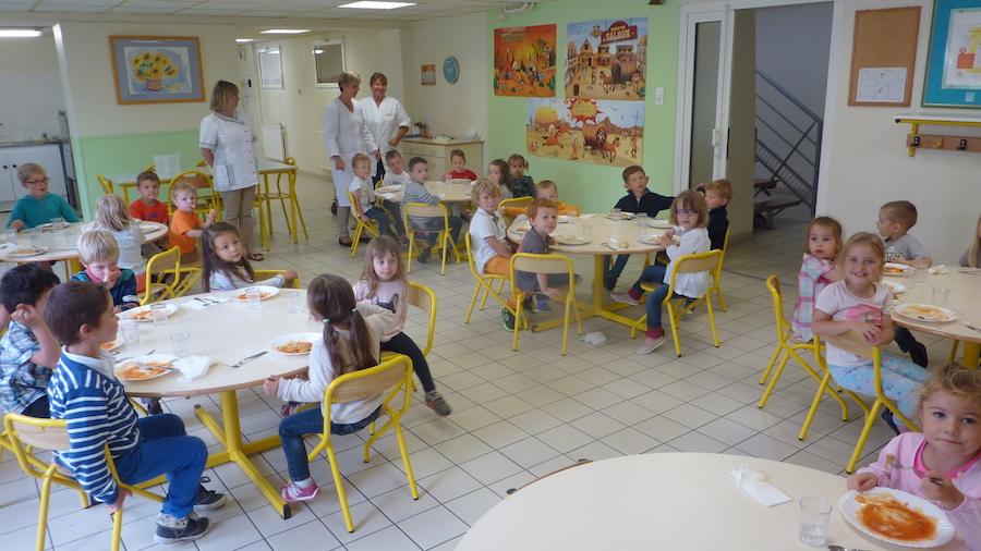 Maternelle et primaire vie scolaire merfy communaut de communes du nord champenois - Image d ecole maternelle ...